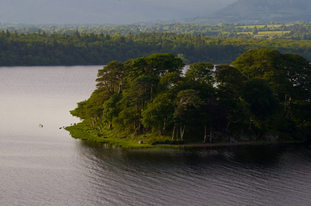 Beezie's island, Lough Gill, Co. Sligo